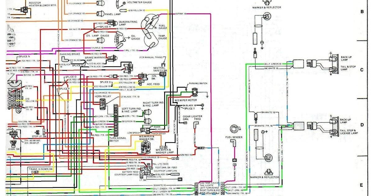 Madcomics Jeep Cj7 Wiring Schematic, Jeep Cj7 Wiring Diagram