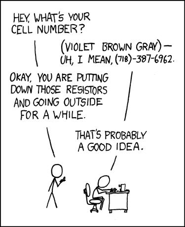 Resistor joke
