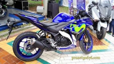 Livery Yamaha Movistar Yamaha Yzf R