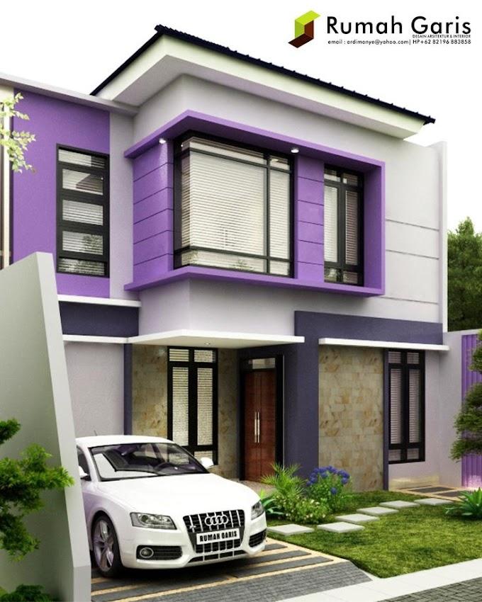 Rumah Minimalis Kaca 2 Lantai | Ide Rumah Minimalis