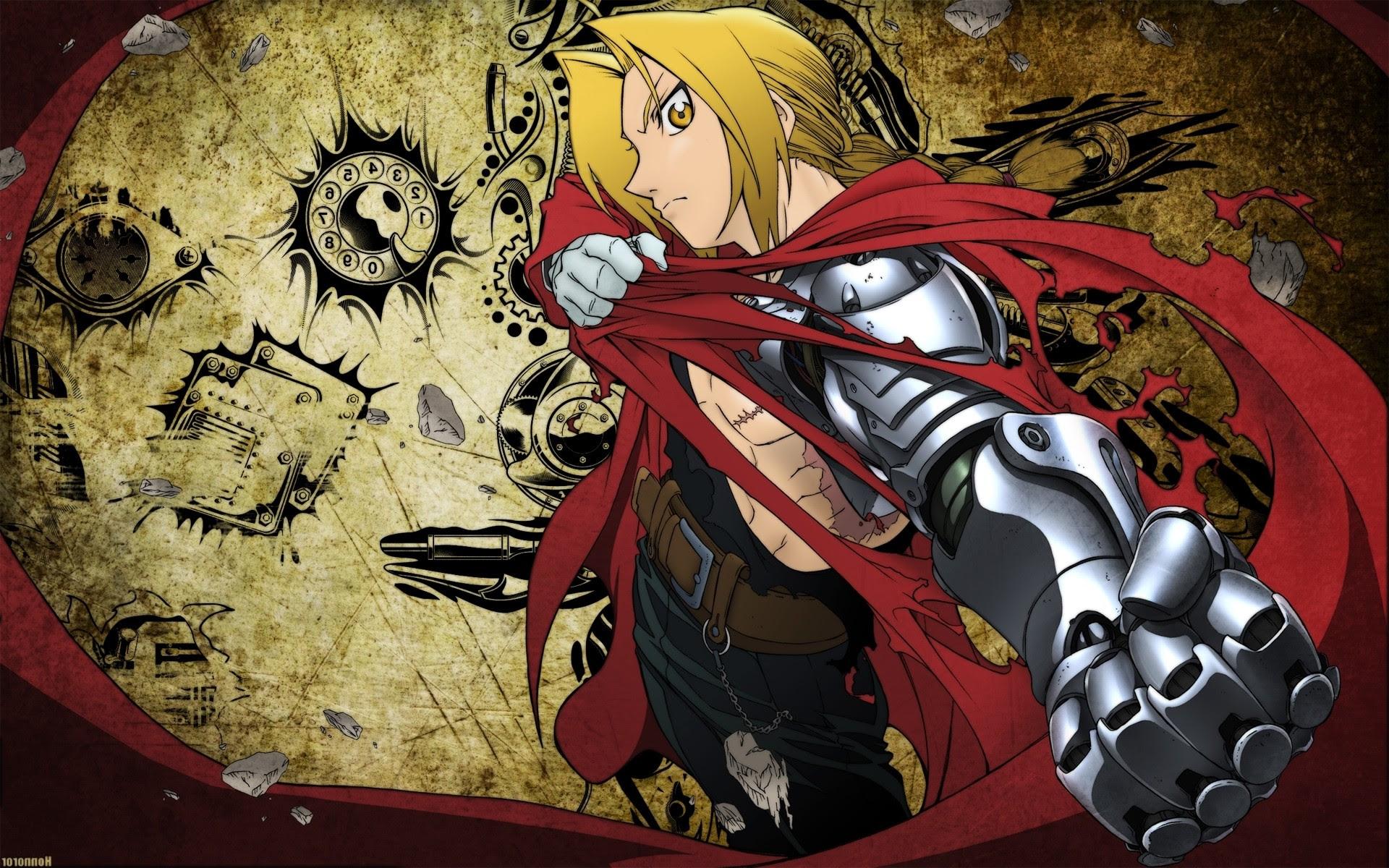 Fullmetal Alchemist Iphone Wallpaper 52 Images