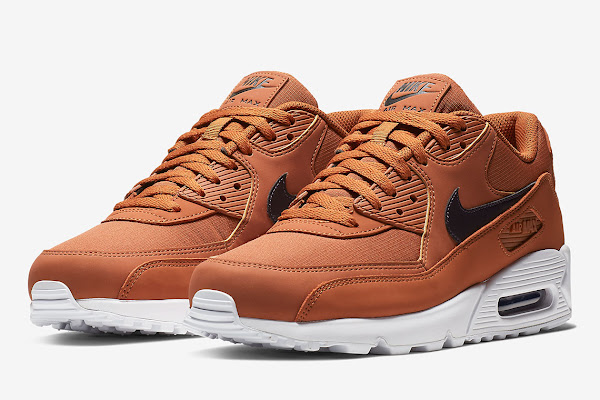 """new product eb93b 4fb84 Nike Air Max 90 """"Dark Russet"""" Is Coming Soon"""