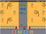 Jogar Zombowling game Jogos
