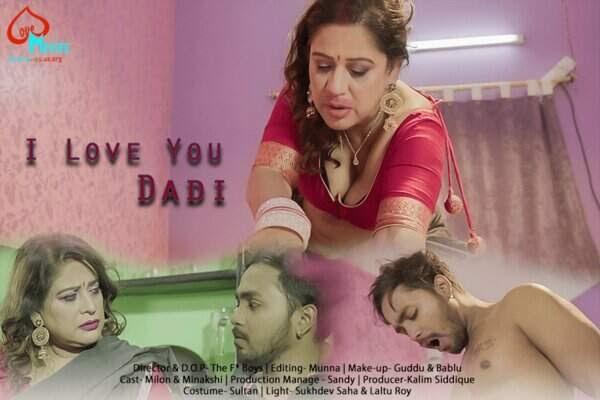 I Love You Dadi (2021) - LoveMovies WEB Series Season 1 (EP 1 Added)