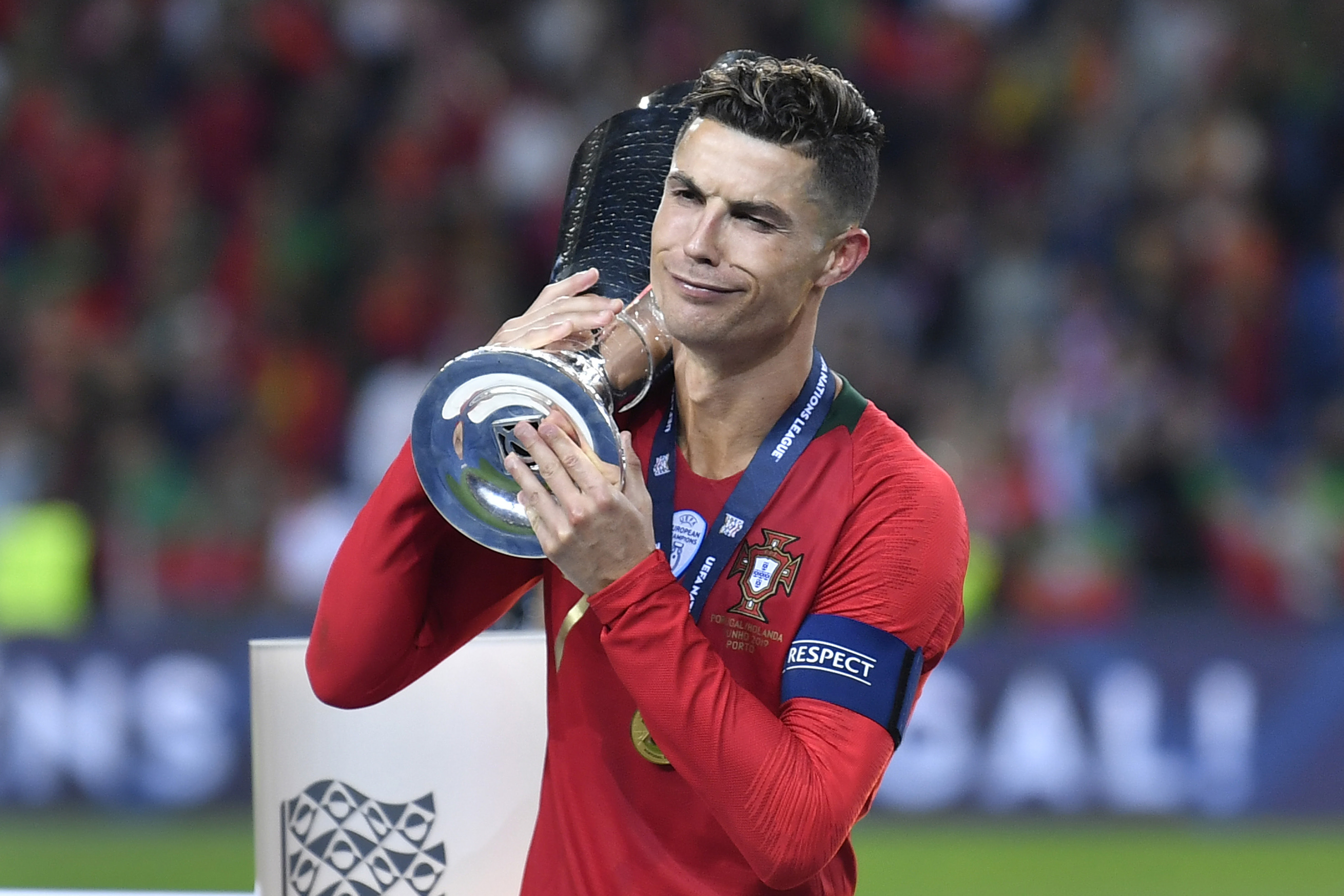 Cristiano Ronaldo's Nations League Win Adds To Incredible ...