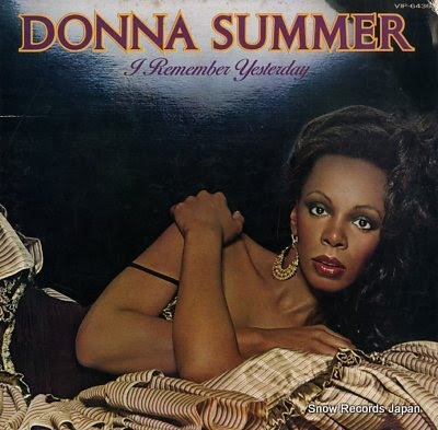 SUMMER, DONNA i remember yesterday