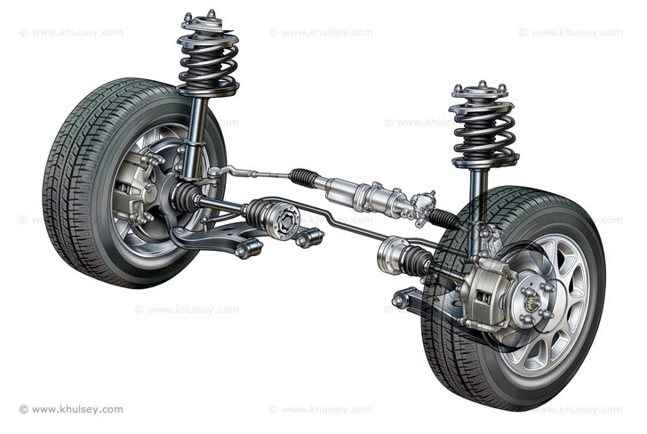 Suspension Maintenance: Helping the Rubber Meet the Road ...
