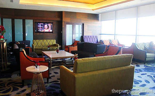 Bellevue Manila Signature Club Lounge