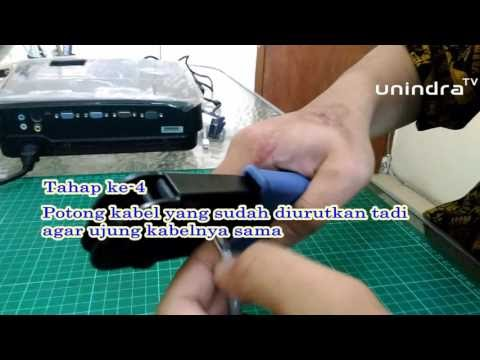 Tutorial membuat kabel lan