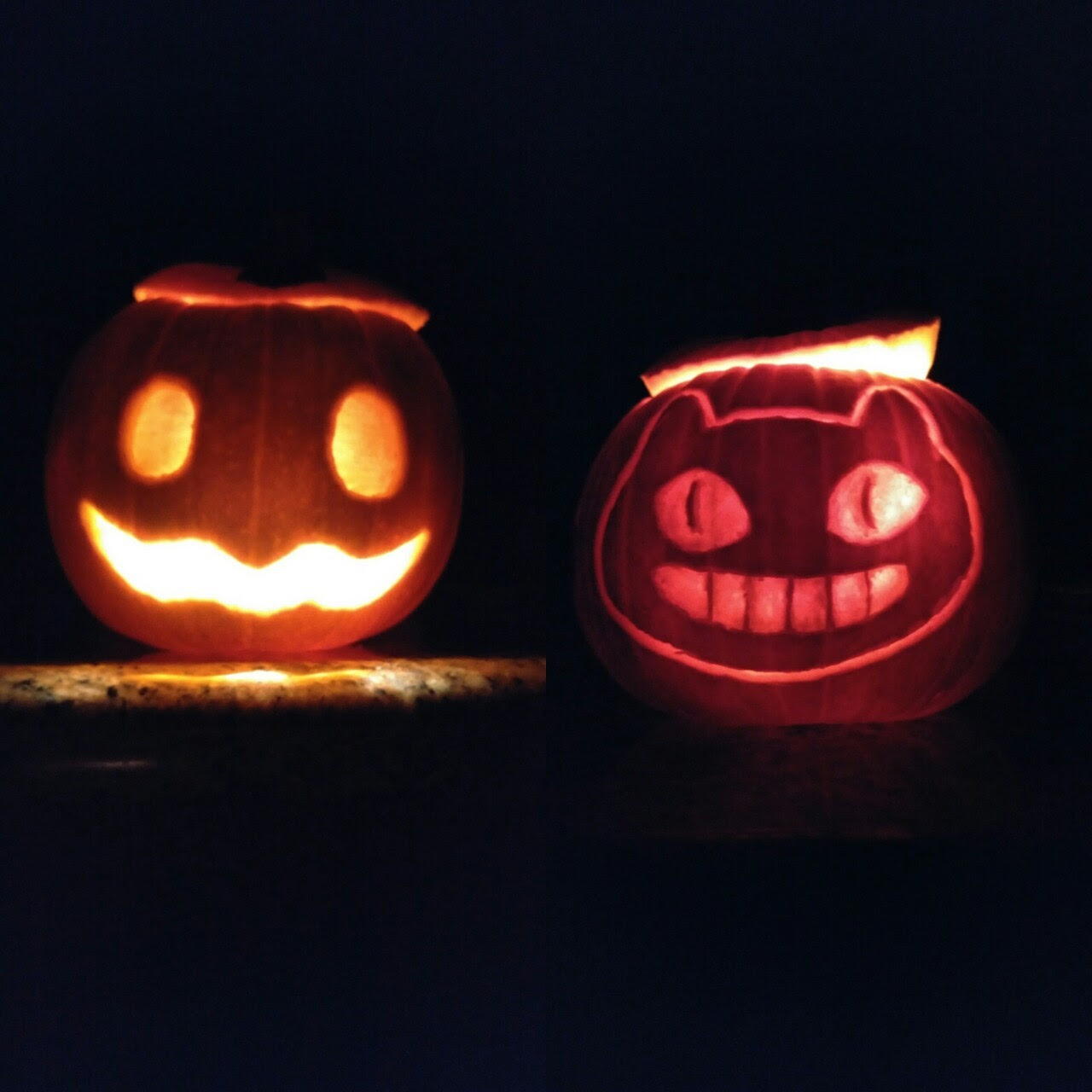 Pumpkin carving with the bae @sarcastic-guitarist  @rebeccasugar Love your show :D