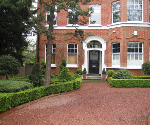 Front Garden Driveway Ideas Perfect Home And Garden Design - Front garden driveway ideas uk