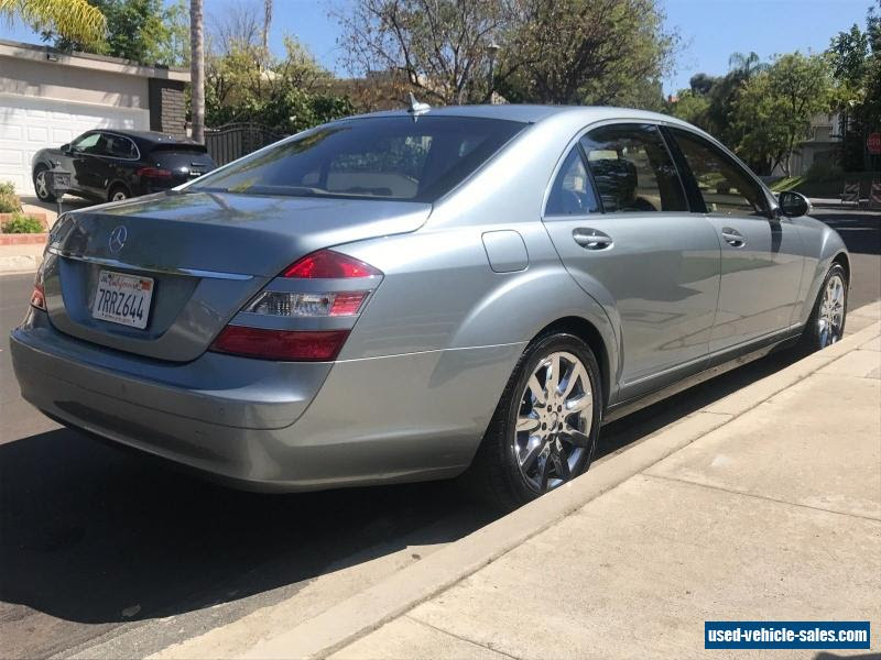 2007 Mercedes-benz S-Class for Sale in the United States