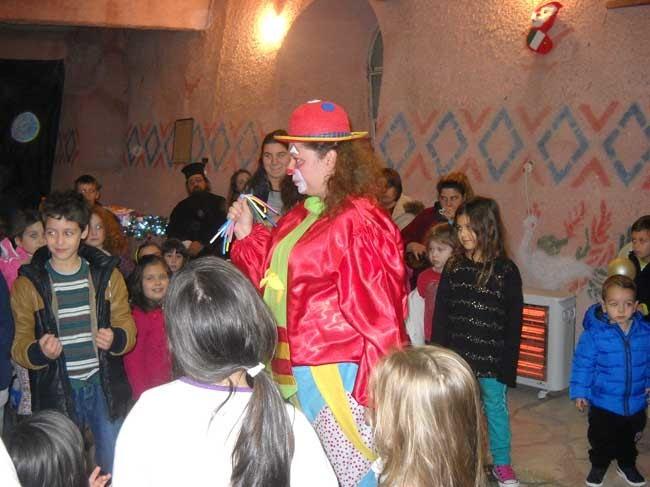 Χριστουγεννιάτικη γιορτή για τα παιδιά στη Στάνου