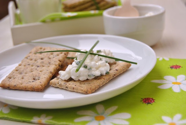 Flax Seeds Crackers