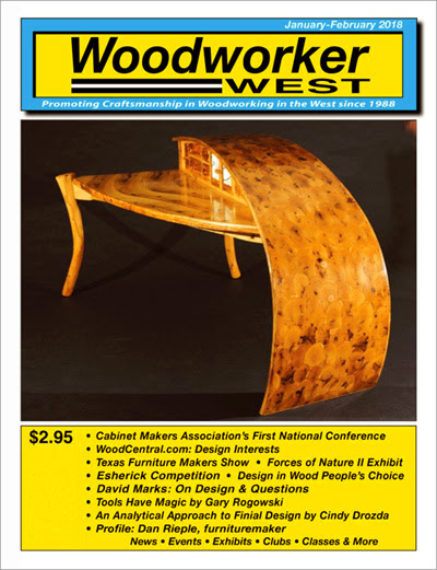 Woodworker Magazine Reviews
