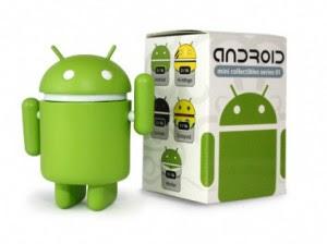 muñeco de android