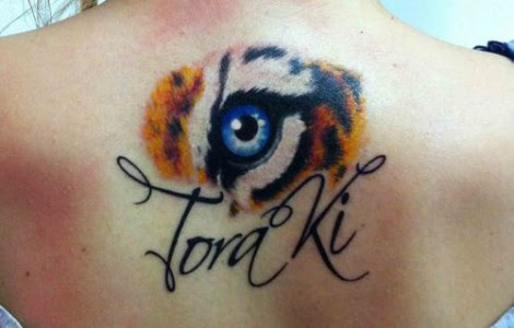 Eye Of The Tiger Tattoos Tattoos Designs Ideas
