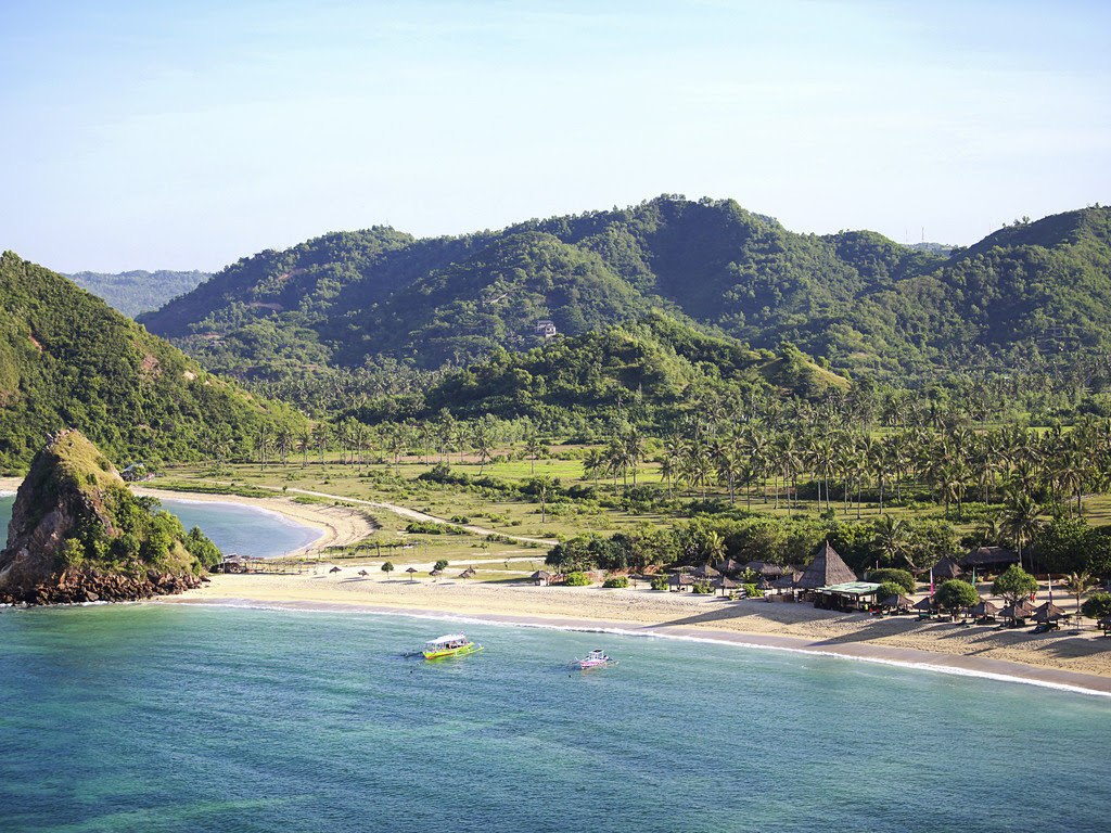 Hasil gambar untuk Novotel Lombok Resort & Villas (Lombok Tengah, NTB)