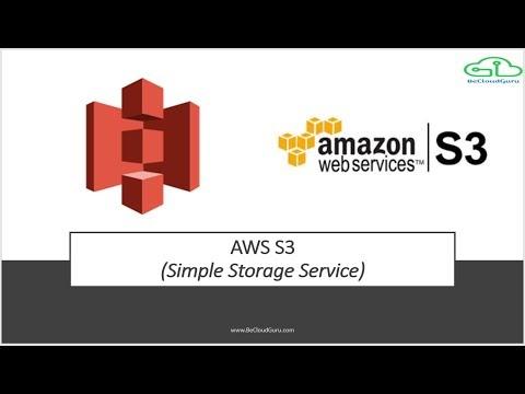AWS S3 Basics, How to create S3 bucket, AWS S3, Amazon S3, AWS Storage, ...