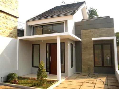 Koleksi Desain Menarik Rumah Minimalis Type 36 72