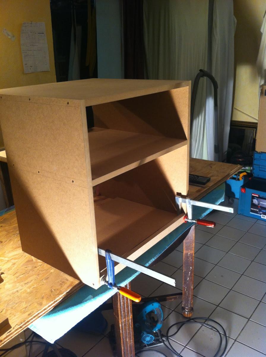 Bau eines Mikrowellenschranks - 6