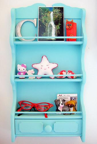 curio rack
