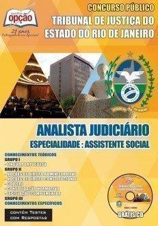 Apostila Analista Judiciário TJ-RJ