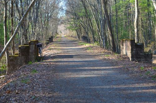 Bedford Narrow Gauge Rail-Trail