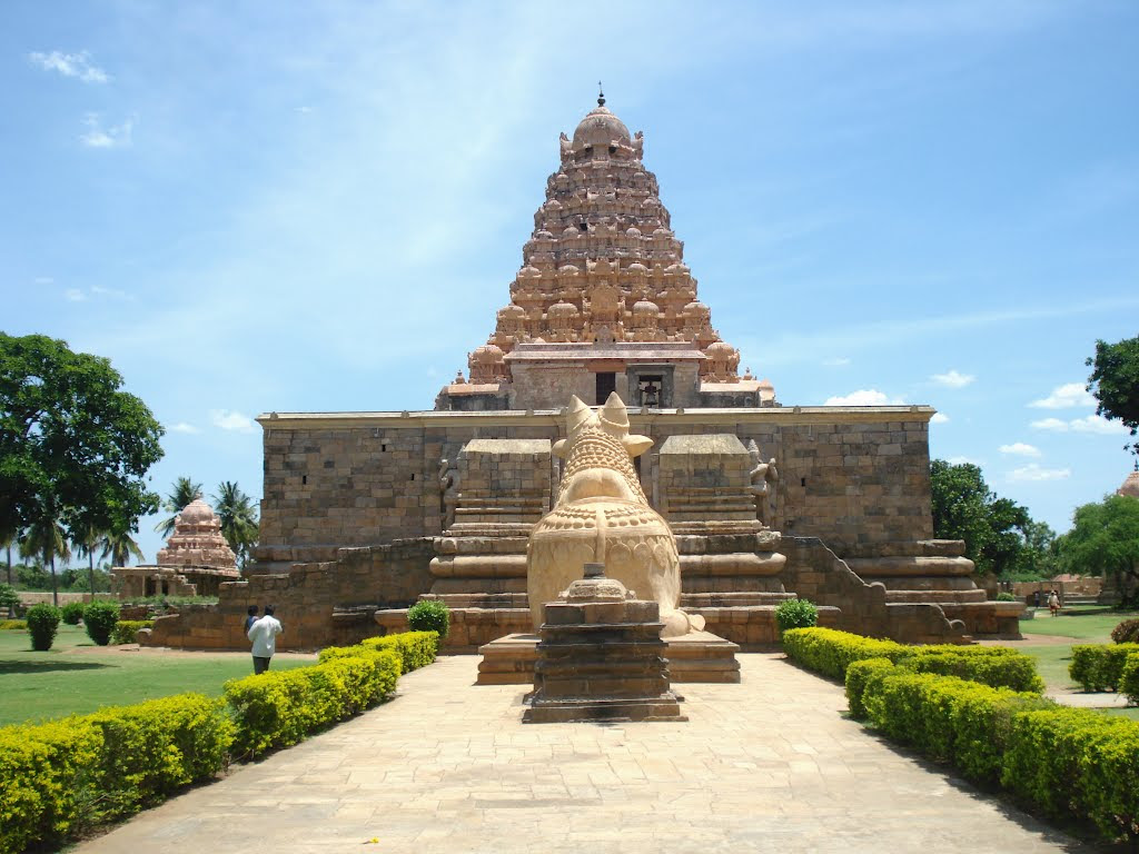 Image result for gangaikondacholapuram temple