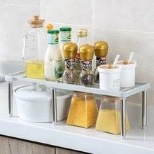 Home Closet Organizer Storage Shelf for Kitchen