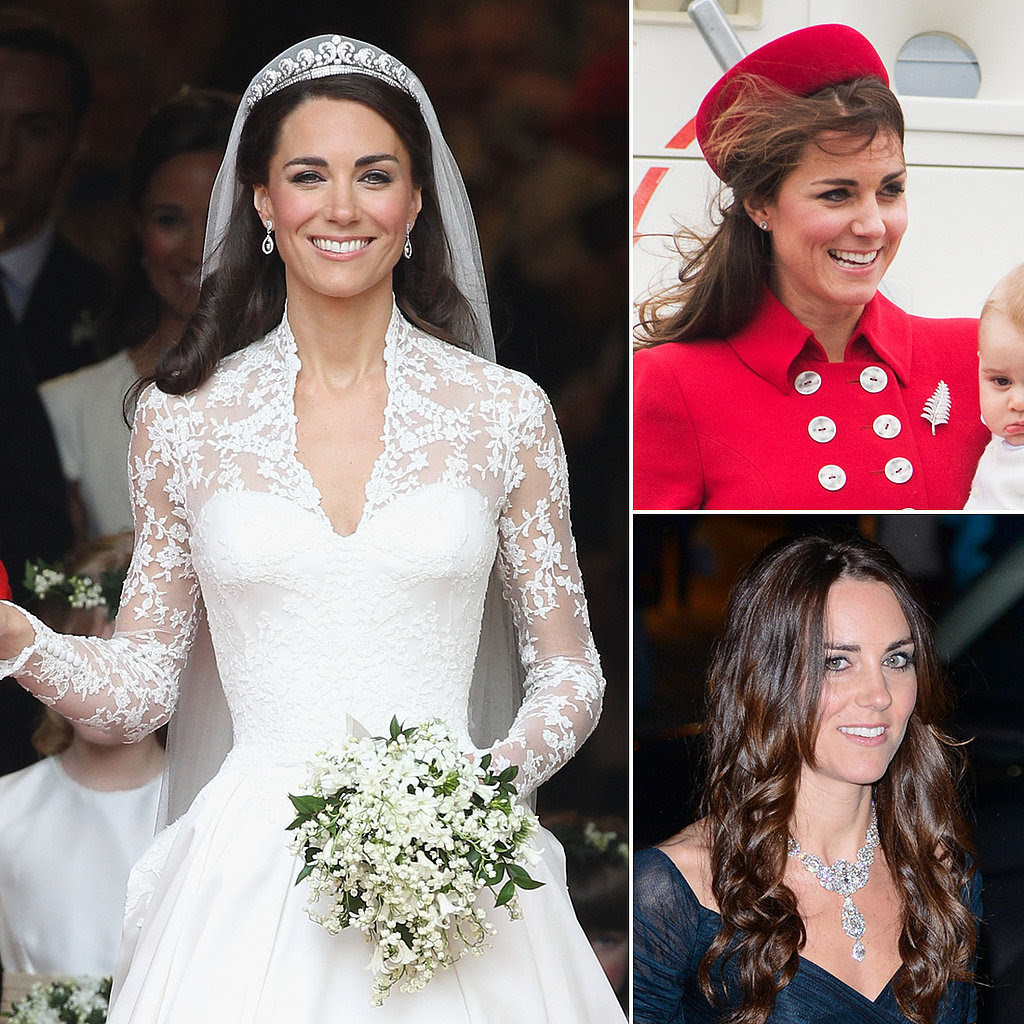 The Real History Behind Kate Middleton's Royal Jewelry