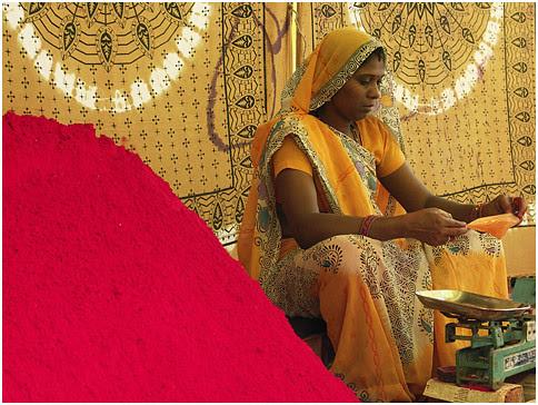 kankoo seller, omkareshwar