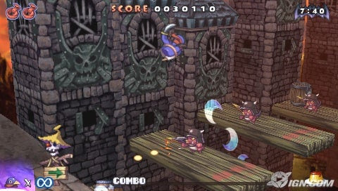 Prinny: Can I Really Be the Hero? Screenshot