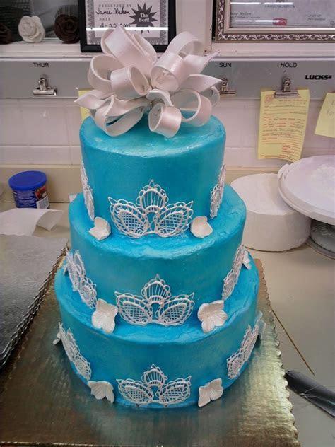 Wedding Cakes Ideas: Latest Blue Wedding Cakes