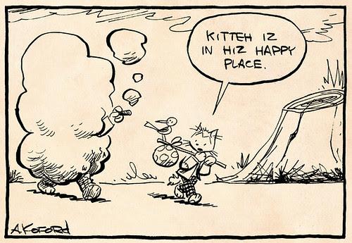 Laugh-Out-Loud Cats #2059 by Ape Lad