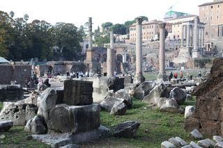 A – rome –  Forum 4