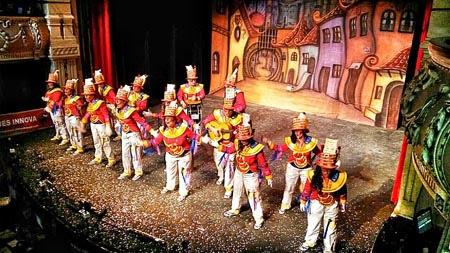 Resultado de imagen de Carnaval Colombino