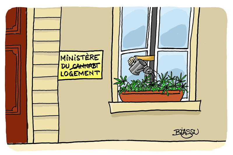 humour++duflot+logement+cannabis