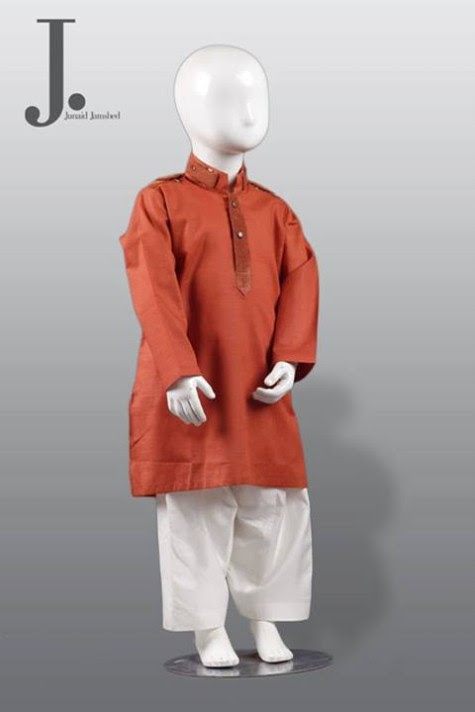 Kids-Child-Wear-Kurta-Shalwar-Kameez-New-Fashionable-Clothes-Collection-2013-by-Junaid-Jamshed-6