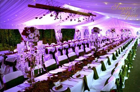 Sugar And Spice Events :: Gold Coast Marquee Weddings