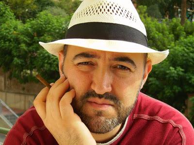 El autor de 'Hospiatl Cínico', Diego Prado.