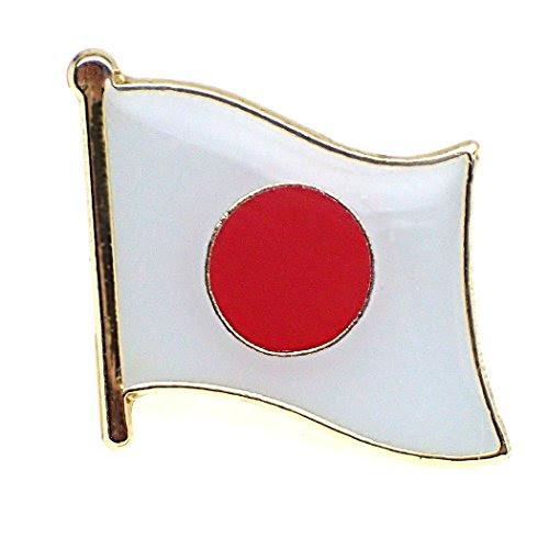 限定レア ピンバッジ 日の丸日本の国旗日章旗ピンズフランス