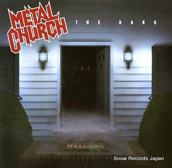 METAL CHURCH dark, the