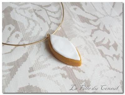 necklaces by la fille du consul