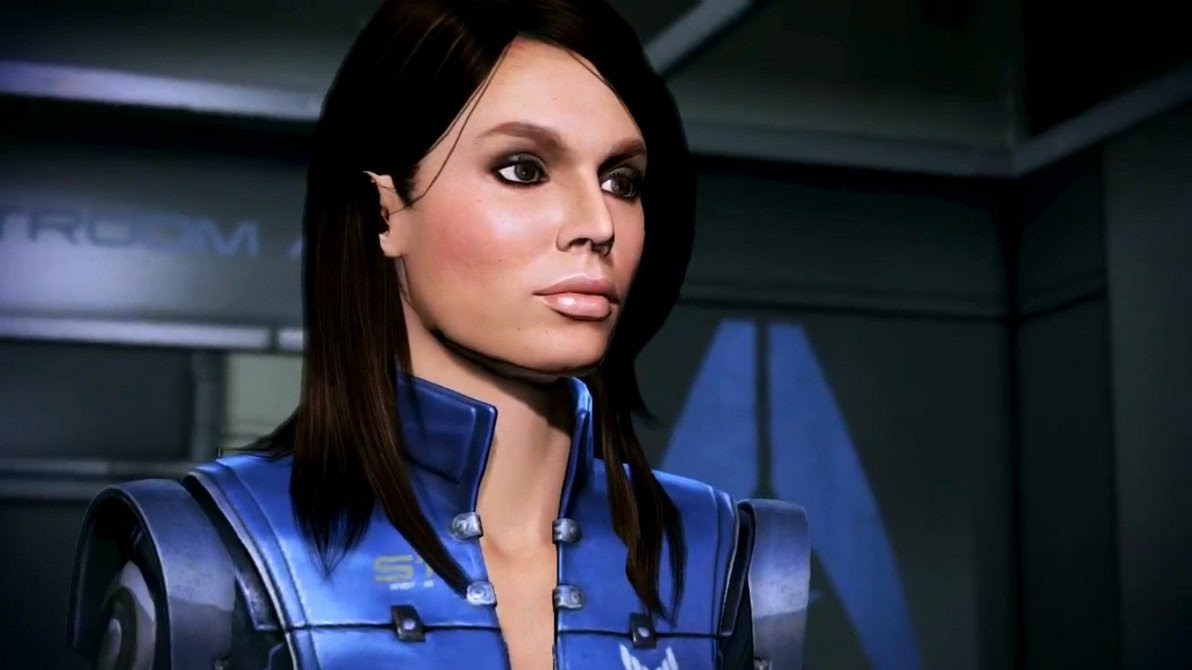 Mass Effect 3 Romance Guide Ashley Williams Diana Allers Garrus
