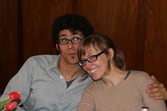 Ben and Shannon at Brunch, San Francisco