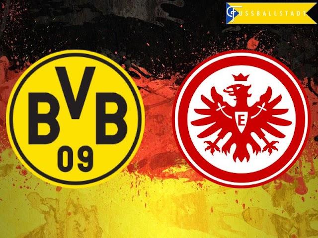 Watch Live Stream Match: Borussia Dortmund vs Eintracht Frankfurt (BUn