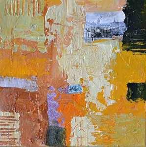 "Tuscany II by Filomena Booth Acrylic ~ 10"" x 10"""