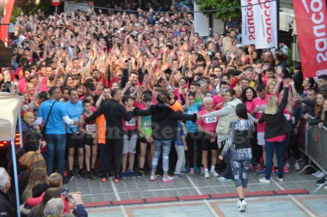 Lamia Night & Run: ΒΙΝΤΕΟ - ΦΩΤΟ