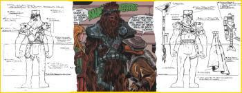 Haircut of a Wookiee